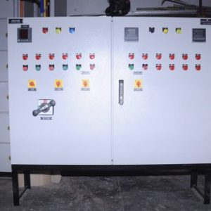 Heater Control Panel For Boiler