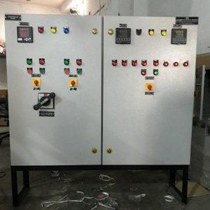 Industrial Boiler Control Panel