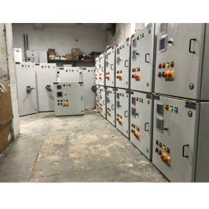 Vfd/Vfd By Pass Panel For Hvac And Convener.
